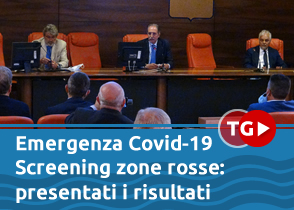 Covid-19, Screening Zone rosse